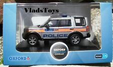 Oxford 1/76 Land Rover Discovery (LR3)  Metropolitan Police 76LRD007 USA