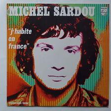 MICHEL SARDOU J habite en France 6325 183