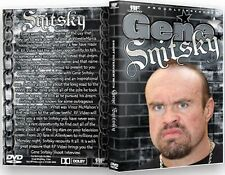 Gene Snitsky Shoot Interview Wrestling DVD,  WWF