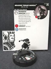OEJ ~ Marvel Heroclix ~ Deadpool X-Force ~ Rare ~ Negasonic Teenage Warhead 041