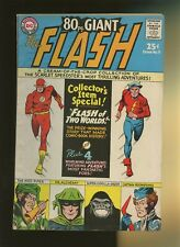 80 Page Giant 9 FN 5.5 * 1 Book Lot * Flash! John Broome! Carmine Infantino!