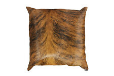 Rodeo brindle Pillow Cover Double Sided 16x16in