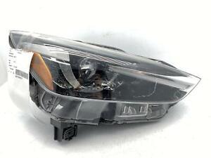 Chrom Heckreflektor Nebelscheinwerfer Lampe Nebelscheinwerferabdeckung Verkleidung Sto/ßstange Formrahmenrahmen vitesurz F/ür Mazda CX 3 CX3 2016-2018