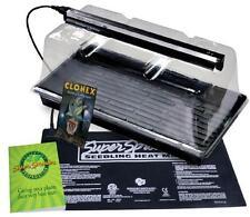 Super Sprouter Premium Heated Propagation Kit w/ T5 Light