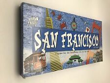 San Francisco In A Box Board Game by Late for the Sky