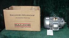NIB  Baldor Explosion-Proof 3 HP Motor  IDXM7142T  1775 RPM  230/460 182TC  XPFC