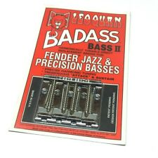 Chrome Badass II Bass Bridge for Top Load Fender P/J Bass® BB-0335-010
