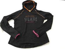 Alviero Martini B&J Explorer girls long sleeve top hoodie Black Sz XL Italy