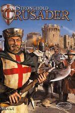 Stronghold Crusader PC Neu und Versiegelt Original Version not Budget