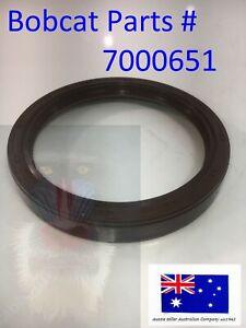 Crank Case Oil Seal 7000651 for Bobcat S160 S185 S205 S550 S570 KUBOTA V2607T