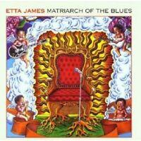 "ETTA JAMES ""MATRIARCH OF THE BLUES"" CD NEUWARE"