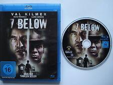 7 BELOW - Haus der dunklen Seelen  _  Val Kilmer _  FSK 16 Blu - Ray