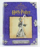 Hallmark Keepsake Pewter Ornament Harry Potter Chooses A Wand Elder Riddle 2001