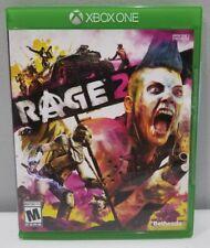 Rage 2 Bethesda Xbox One Video Game - New, Unused