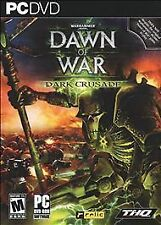 Warhammer 40,000: Dawn of War -- Dark Crusade (PC   DVD    2006)