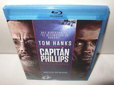 capitan phillips - blu-ray -  dvd -  tom hanks