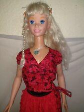 "Vintage Barbie My Size/Life Size Mattel Doll  38"" Tall new dress"