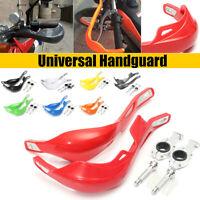 28mm Handguard Hand Guard Protector Motorcycle Motocross Dirt Pit Bike