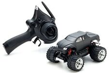 Kyosho Mini-Z Monster EX MAD FORCE Monster Truck Readyset (Black) w/2.4GHz Radio