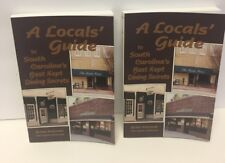 LOT OF 2: Local's Guide to the Best Kept Dining Secrets by Brian + Lynne Katonak