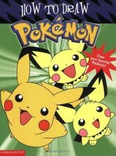 How to Draw Pokemon - Paperback