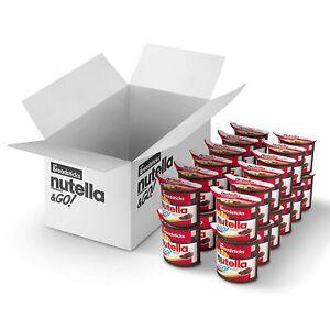 Nutella & Go Snack Packs Chocolate Hazelnut Spread with Breadsticks 1.8 Oz, 24pc