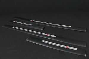 Audi (A6 S6) RS6 4F Door Sill Guide Door Sills 4F0853373G - 4F0853376G