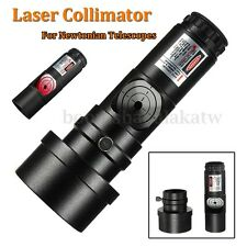 "7 Bright Level 1.25"" Laser Collimator Alignment +Adaptor For Newtonian Telescope"