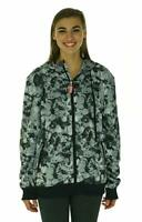 Ideology Womens Zip-Front Active Jacket Power Blossom