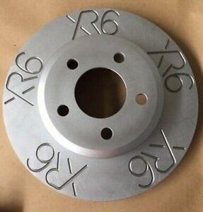 FORD BA XR6 XR8 BF FG XR6 SLOTTED DISC BRAKE ROTORS-XR PERFORMANCE FULL SET