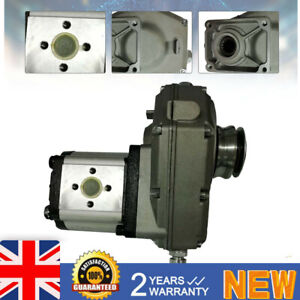 Hydraulic PTO Pump PTO Gearbox Agricultural Transmission Ratio 1:3.8 540r/min