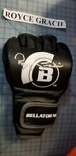 Royce Gracie autographed signed Bellator  MMA Glove