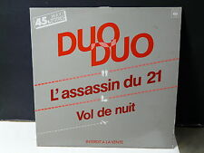 "MAXI 12"" Promo DUO DUO L assassin du 21 SDC 11034"