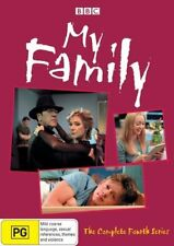 My Family : Series 4 (DVD, 2008) Genuine & unSealed (D115)