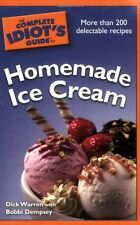 The Complete Idiots Guide to Homemade Ice Cream (