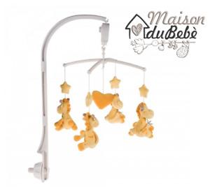 Nanan Giostrina con Carillon Giraffa Trilli per Culla Neonato e Bambino Nanàn