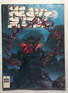 Heavy Metal Magazine #v3 #3 July 1979 Richard Corben, Moebius, Gil Kane, Bode