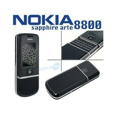 Phone Mobile Phone Nokia 8800 Sapphire Art Black Umts Luxury Phone