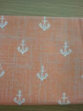 3 Wishes fabric Under the sea  anchors fat quarter.