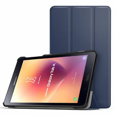 """Leather Case Cover 2017 model For Samsung Galaxy Tab A ( 8.0"""" 4G) SM-T385 T380"""