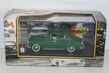 NOSTALGIE 1/43 SCALE - N0 24 - SIMCA ARONDE 1954 - GREEN