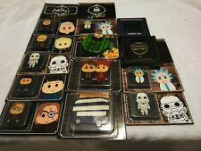 Geek Gear Harry Potter Pins, Disney, World of Wizardry Exclusive Lot of 13 Pin