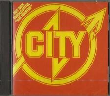 City | CD | City (inkl. Am Fenster 17:40 Version) von City (1992) KULT! | Neu!!!