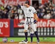 Aaron Judge New York Yankees Autographed 8x10 Photo (RP)