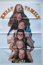 Poster XXL Bravo, 55 X 80 cm: Kelly Family (Hälfte) / Worlds Apart; 90er Jahre