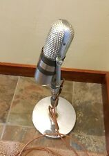 RCA 77D Vintage Ribbon Microphone Velocity Studio ICONIC Broadcast MIC