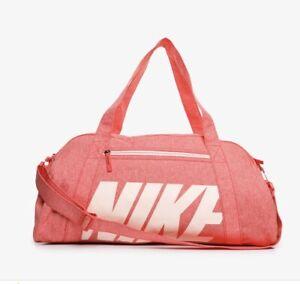 Nike Gym Club Yoga Training Duffel Bag BA5490 850 Pink 30 Litre
