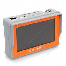 "4.3"" inch  Portable CCTV Camera Tester LCD Display 1080P AHD Monitor 12V Output"
