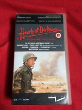 HEARTS OF DARKNESS A Filmmaker's Apocalypse VHS PAL
