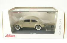 """Volkswagen VW escarabajo 1200 Brezel Schuco en 1 43"""" con Remolque"""" 450269200"""